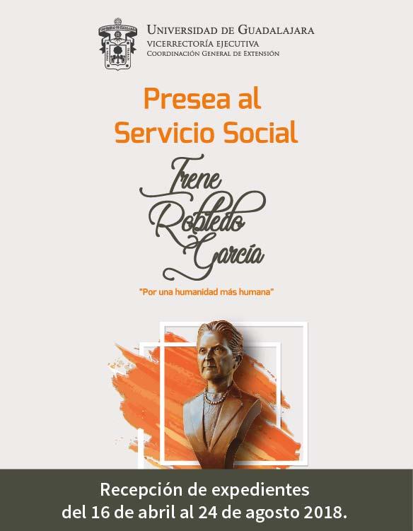 Presea al servicio social