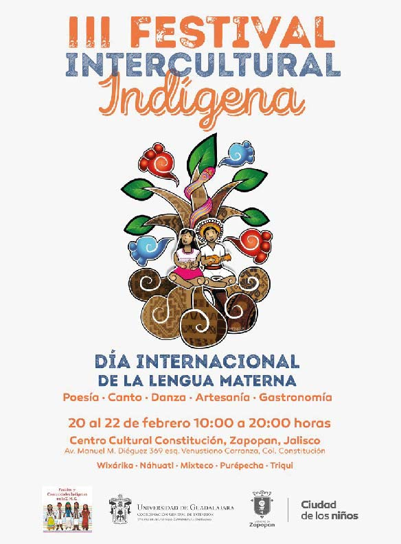 Tercer Festival Intercultural Indígena
