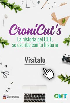 Enlace a pagina externa cronicuts, la historia de CUT.