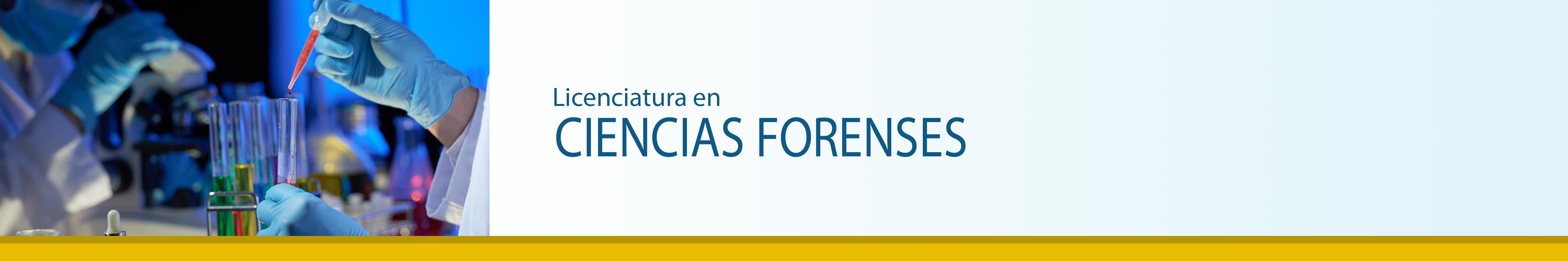 mejor en línea bajo costo tiendas populares Licenciatura en Ciencias Forenses | Centro Universitario de ...