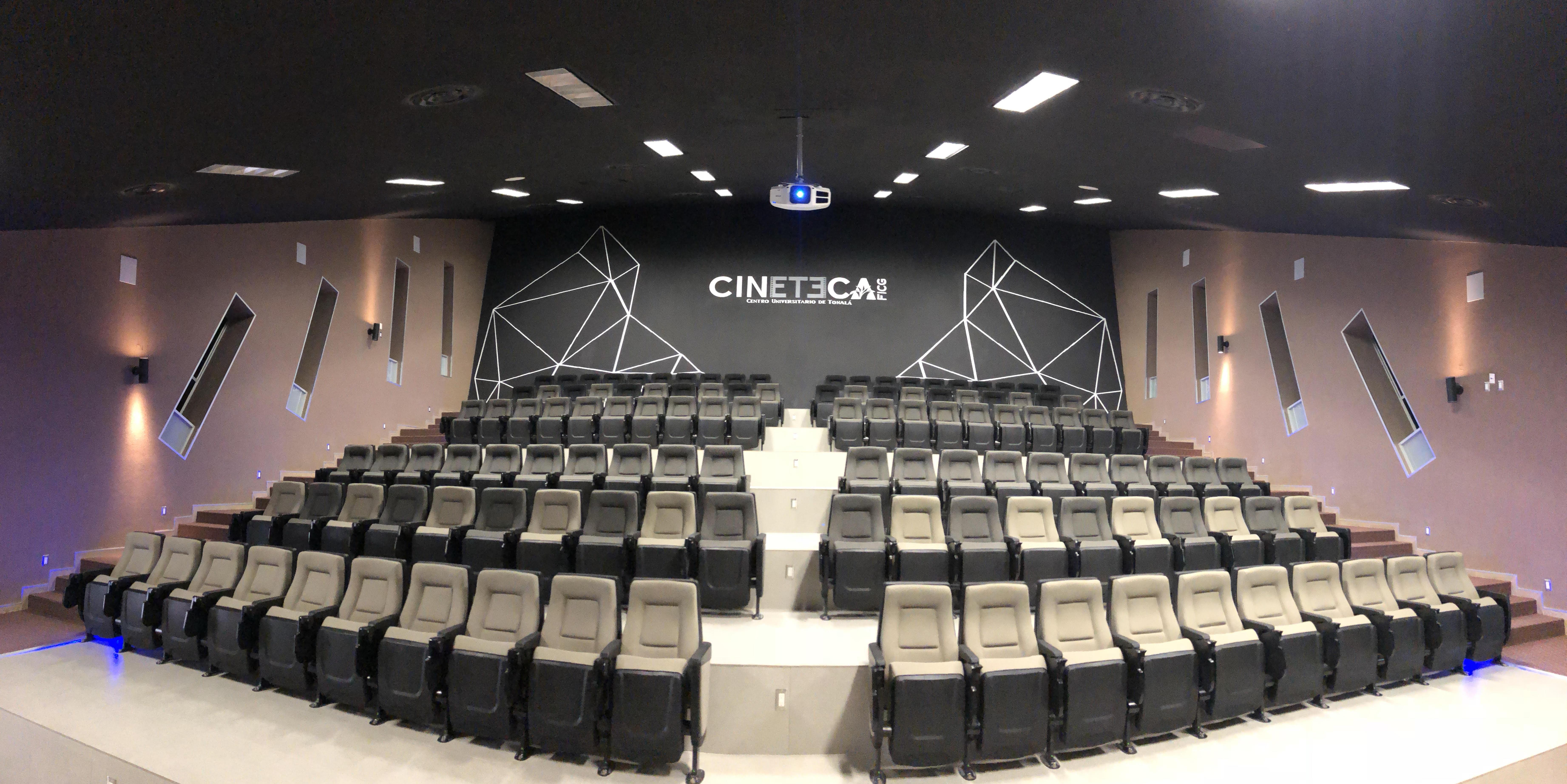 Abrir n sala de cine en el cutonal centro universitario for Plan de la sala de 40m2