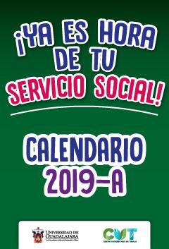 Servicio social 2019 A