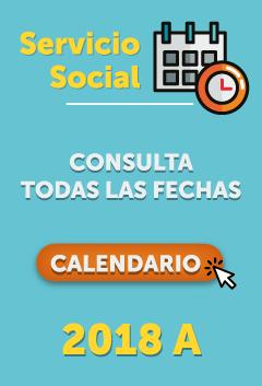 Enlace a fechas de Servicio social