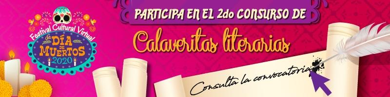 Convocatoria del 2do. Concurso de calaveritas literarias