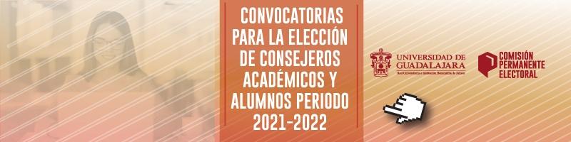 Elección consejeros 2021 - 2022