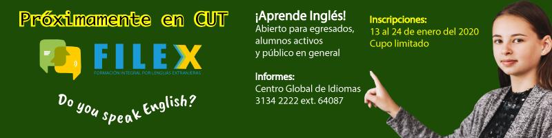 Nuevo programa para aprender inglés, informes en centro global de idiomas