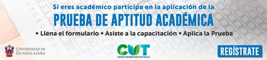 Participa en la Prueba de Aptitud Académica