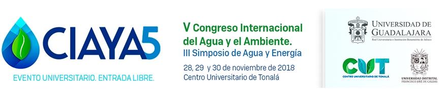 Quinto congreso internacional del agua y el ambiente