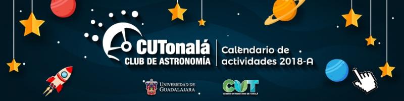 Club de astronomia
