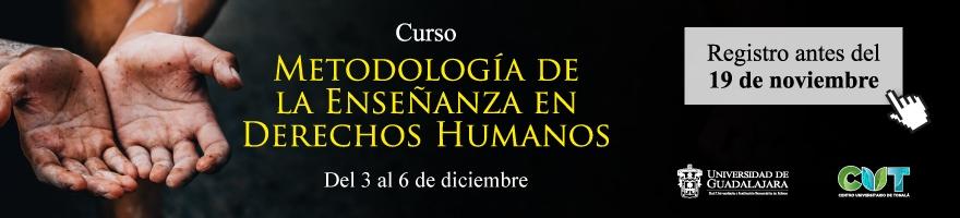 Metodología de la enseñanza en derechos humanos