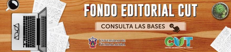Enlace para consultar las bases para el Fondo Editorial CUT