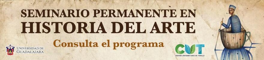 Enlace al programa del Seminario Permanente de Historia del Arte