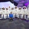 Imagen de los campuseros que irán a la NASA